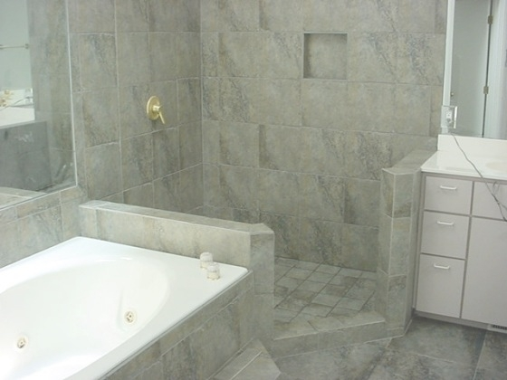 Bathroom Tile Projects Spring Texas Interior - Bathroom remodeling spring tx